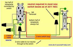 New Diagram  Split Receptacle
