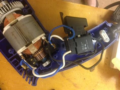 need help with wiring of ac drill motor doityourself community forums
