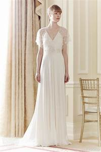 Jenny packham 2014 wedding dresses wedding inspirasi for Flutter sleeve wedding dress