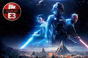 EA Play Star Wars Battlefront 2 LIVE STREAM: E3 2017 ...