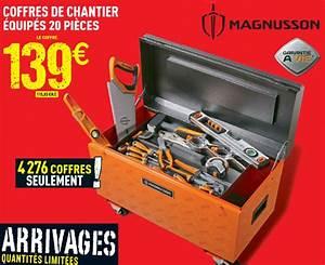 Boite A Outils Brico Depot : coffre a outils brico ~ Dailycaller-alerts.com Idées de Décoration