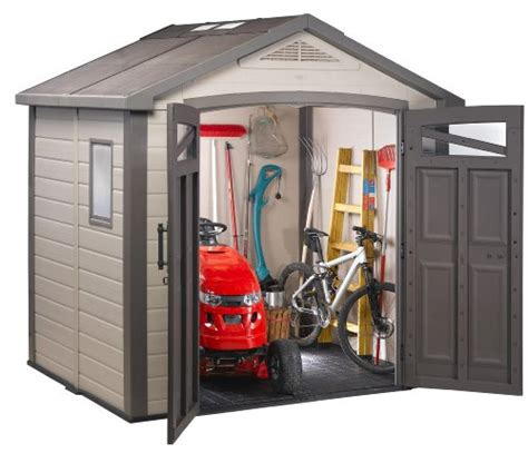 Keter Storage Shed 8x6 by Lifetime Sheds Keter 17190650 Bellevue 8x6 Storage