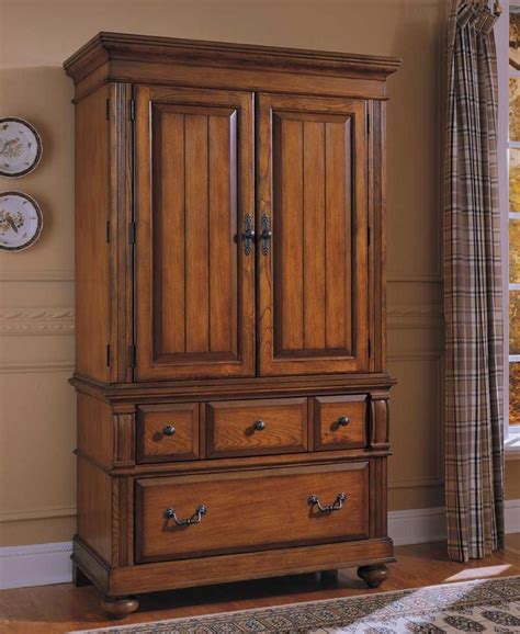 Broyhill Tv Armoire by Broyhill Furniture Glenmore Collection Wood Tv Armoire