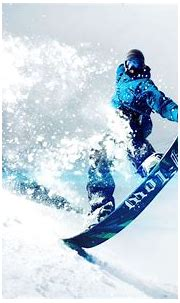 WALLPAPERS HD: Snowskate Winter Sports
