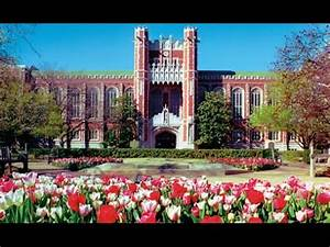 University of Oklahoma: Campus Tour & Gaylord Family ...