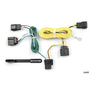 Jeep Trailer Wiring Harnes 2004 by Curt Trailer Hitch Custom Wiring Harness Connector 56009