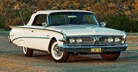 Saving the Best for Last - 1960 Edsel Ranger - Althou ...