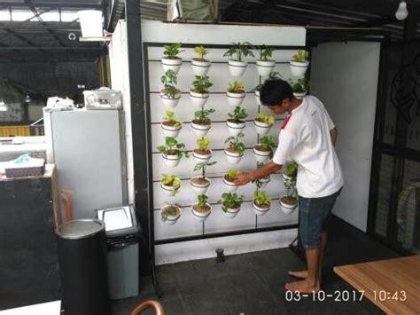jual rak vas bunga kerangka besi tanaman rak pot tukang