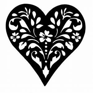 Free Printable Heart Templates DIY 100 Ideas