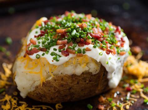 fully loaded guide   ultimate baked potato
