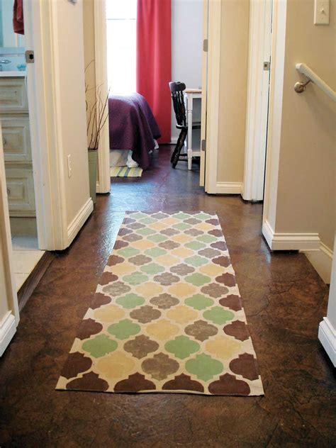 Unique Flooring 5 Lowcost Diy Ideas  Green Homes