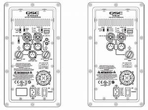 Qsc K Series Specifications