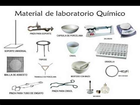 ccsa materiales de laboratorio quimico