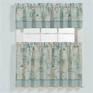 high tide window curtain tier pair bed bath beyond