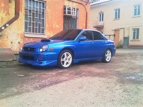 Subaru Impreza Wrx Sti For Sale by 2002 Subaru Impreza Wrx Sti For Sale Gasoline Manual For