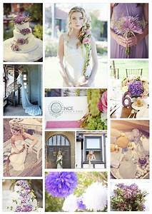 A rapunzel wedding theme: lilac, yellow and peach. Created ...