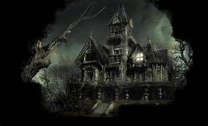 scary haunted mansions