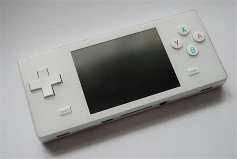 Emulation Console by Dingoo
