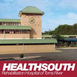 healthsouth toms river occupational therapy