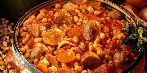 cassoulet espagnol recette