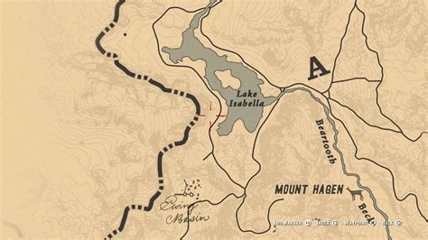 redemption dead horse legendary rarest bison location map guide revealed universe