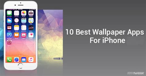 10 Best Wallpaper Apps For Iphone 2018