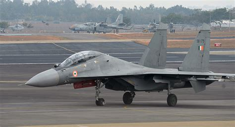 India Signs Spares' Supply Pact With Russia for Sukhoi