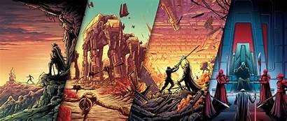 Wars Star Jedi Last Dan Imax Mumford
