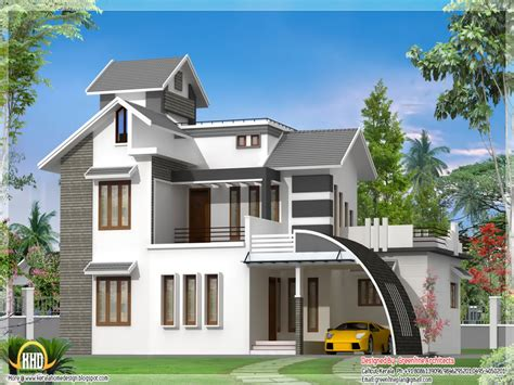 Bungalow House Designs Indian Style House Design, Modern