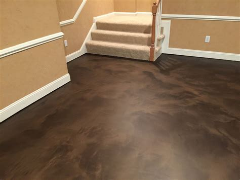 Color Enhanced Epoxy   Advanced Concrete Coatings