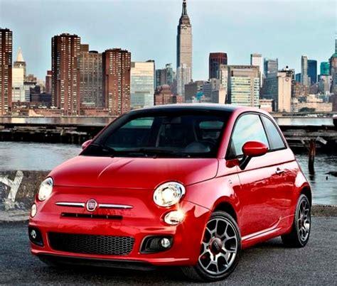 Fiat 500 Per Gallon by Craze For Cars 187 Cars