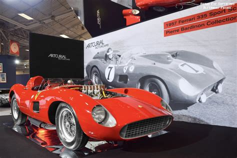 After the war, he traveled to turin and applied for work at fiat. A Closer Look at the 1957 Ferrari 335 S Spider Scaglietti