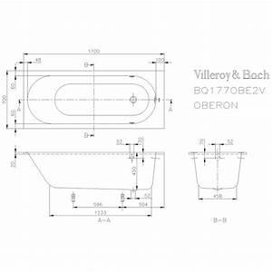 Villeroy Und Boch Badewanne : villeroy boch oberon solo badewanne 170 x 70 cm ~ A.2002-acura-tl-radio.info Haus und Dekorationen