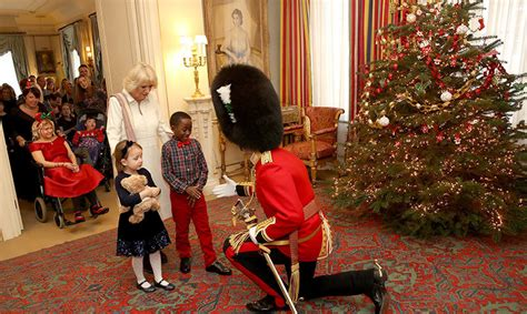 cuisine hello the duchess of cornwall unveils clarence house