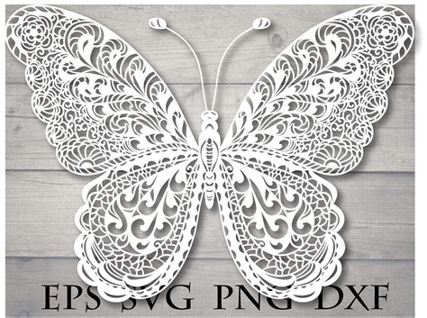 Almost files can be used for commercial. Mandala butterfly svg / zentangle butterfly svg / butterfly