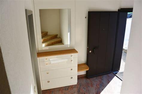 garderobe und schuhschrank schmale garderobe mit schuhschrank