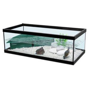 aquarium pour tortue pas cher zolux aquarium pour tortue d eau aquatlantis tortum 75 noir pas cher achat vente terrarium