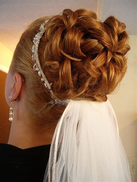 Updo Hairstyles For Wedding by Fashion Gorgeous Updo Wedding Hairstyles For Brides