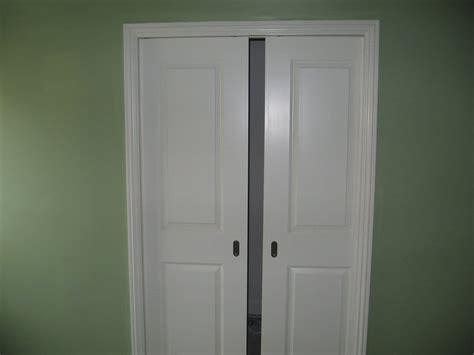 walk in closet doors pocket doors installed in walk in closet yelp