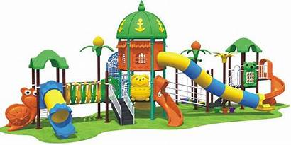 Playground Clipart Clip Cliparts Equipment Outdoor 1334