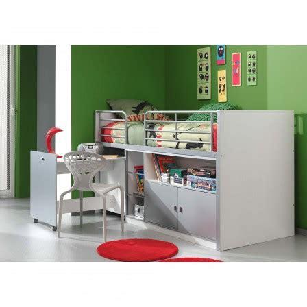 bureau gain de place pas cher meuble chambre d enfant lit combin 233 en pin pour enfants filles et gar 231 on gagner de l