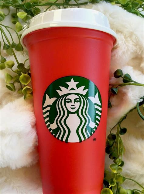 Offer something cold or hot to drink all year long with karat cups and matching lids. Starbucks Plastic Reusable Cup & Lid To Go Red Grande 16oz BPA FREE - NEW #StarbucksCoffee ...