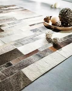 Tapis Scandinave Maison Du Monde : tapis cuir zrty maisons du monde pickture ~ Nature-et-papiers.com Idées de Décoration