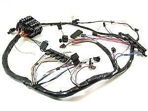 Camaro Under Dash Wiring Harness Console