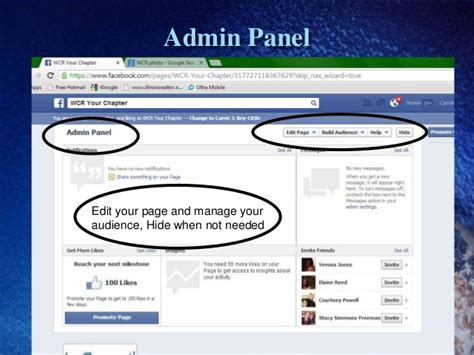 create a fan page on facebook without a profile create a facebook fan page