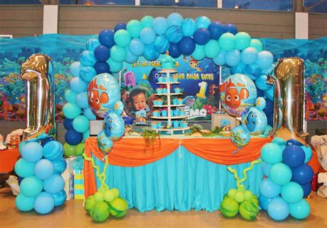 preparing 1st birthday party themes margusriga baby party finding nemo birthday party ideas margusriga baby party