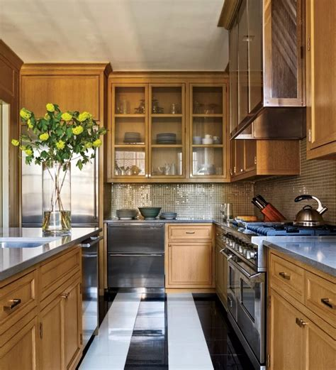 Glass Kitchen Cabinet Ideas To Add An Impressive Touch To