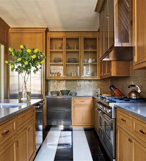 glass kitchen cabinet ideas  add  impressive touch