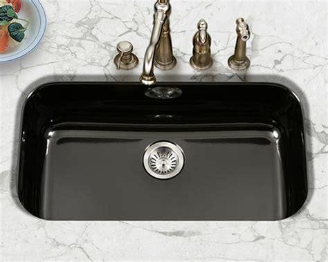 Houzer Porcelain Enameled Steel Kitchen Sinks