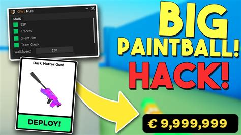 big paintball aimbot esp silent aim hack esp